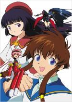 Misaki and Hotoko with Hikaru and Suzuku